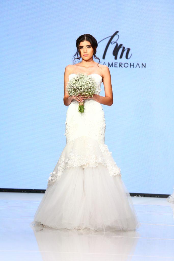 Vestidos de novia del mercedes benz bridal renata merchan