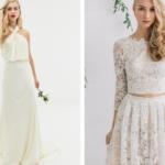 5 tendencias de vestido de novia 2022